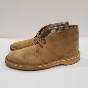Clark's mens desert boot